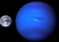 Tormenta en Neptuno mide tamaño de EE.UU