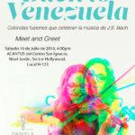 DanielaPadrón, violinista venezolana debuta con Bach to Venezuela
