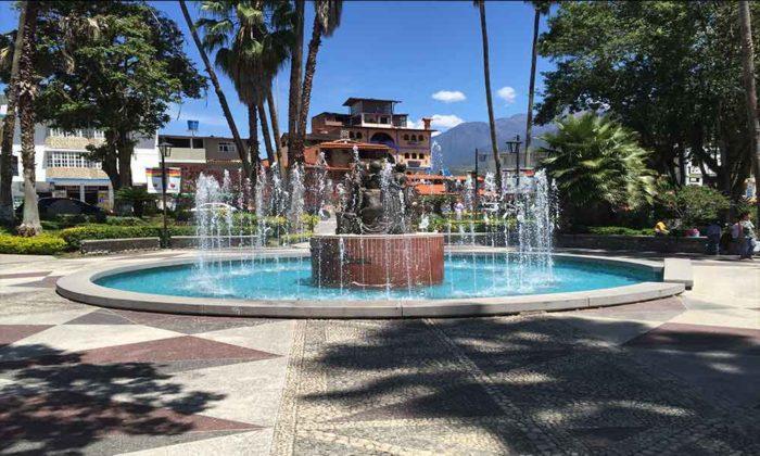 Plaza Las Heroínas de Mérida