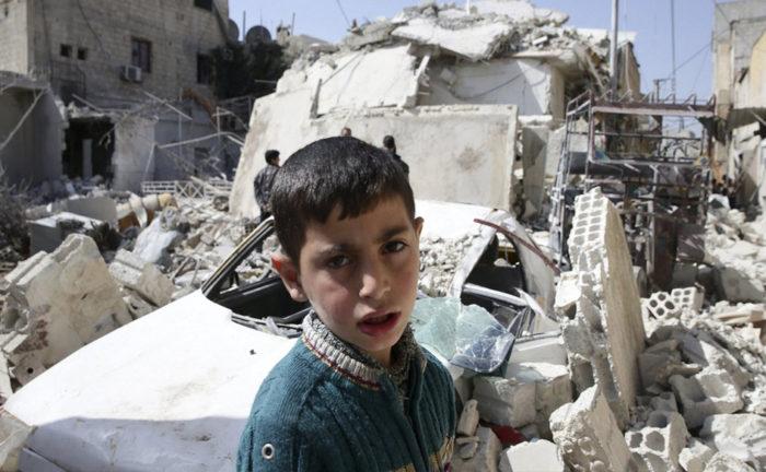 ONU pide alto al fuego en Siria
