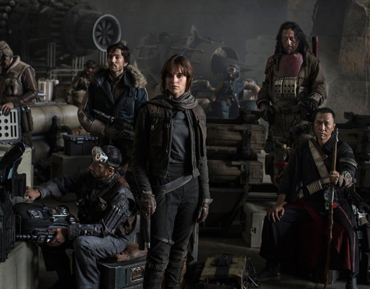 Estrenan nuevo trailer de Rogue One