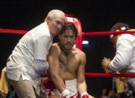 Edgar Ramírez aplaudido con Manos de Piedra
