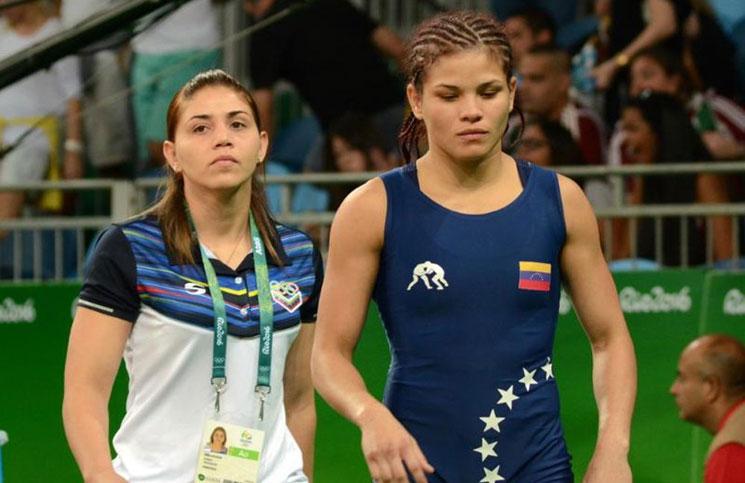Betzabeth Argüello avanzó a semifinales