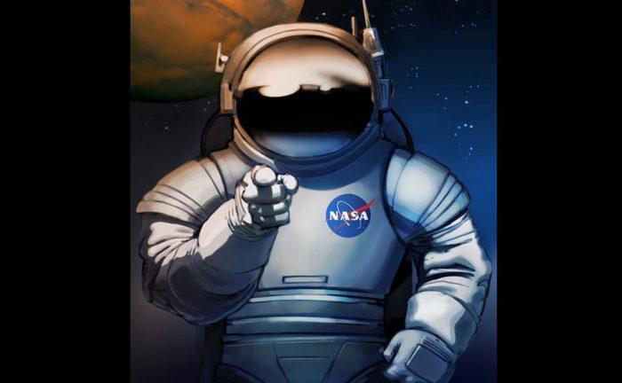 La NASA busca profesionales para colonizar Marte