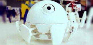 robot araña