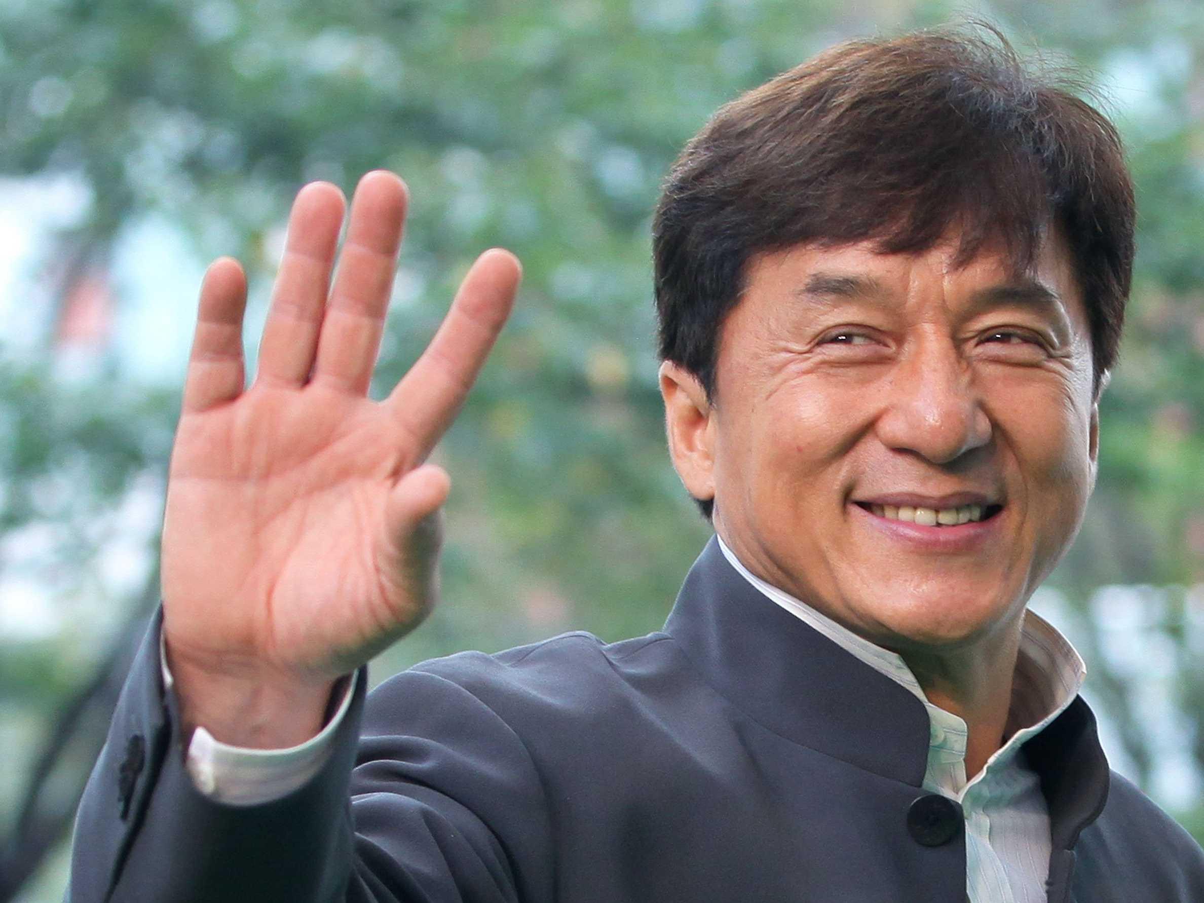 Jackie Chan recibirá Oscar honorífico