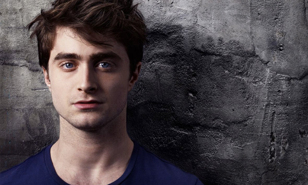 Daniel Radcliffe para Harry Potter and The Cursed Child