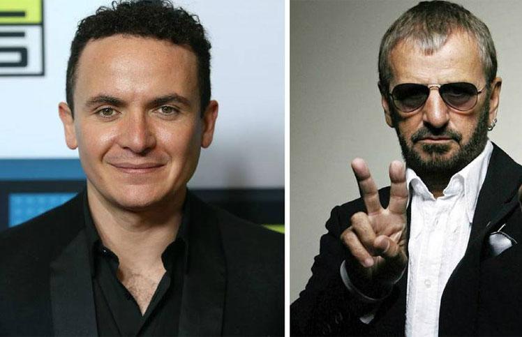 Ringo Starr y Fonseca