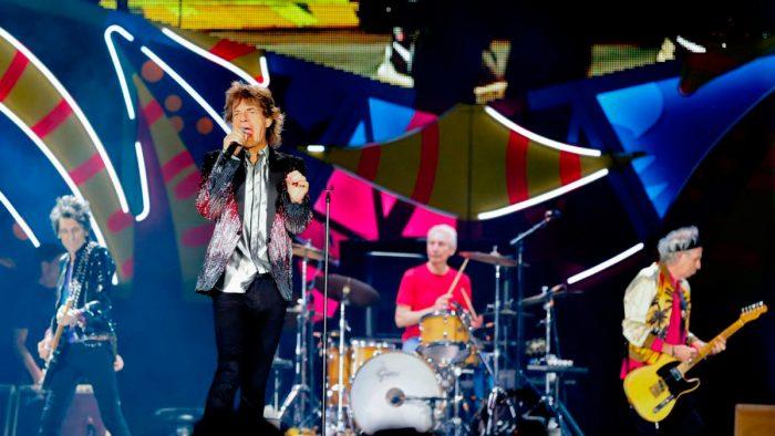 Lanzan documental del concierto de los Rolling Stones en Cuba