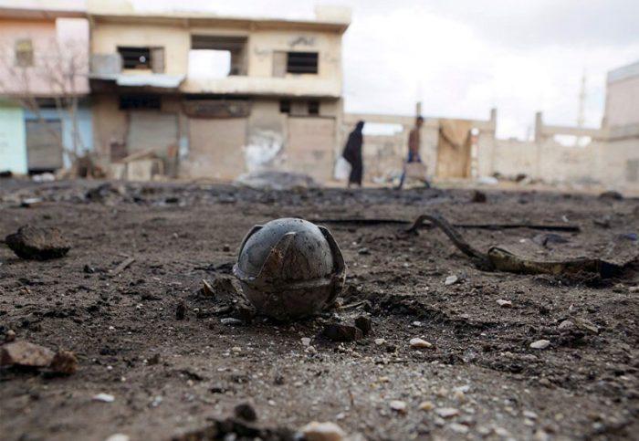 Hambre reina durante primer día de tregua en Siria