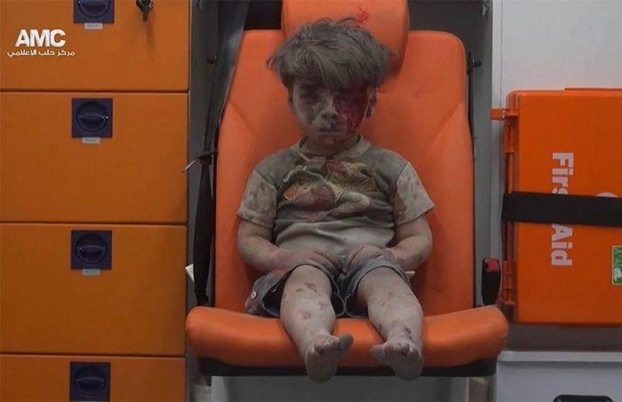 Niño pide a Obama traer niño refugiado