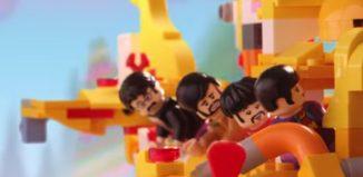 Lanzan versión lego de Los Beatles