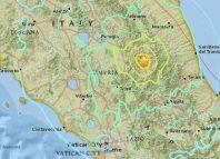 Fuerte terremoto sacude centro histórico de Roma
