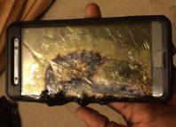 Samsung suspende producción de Galaxy Note 7