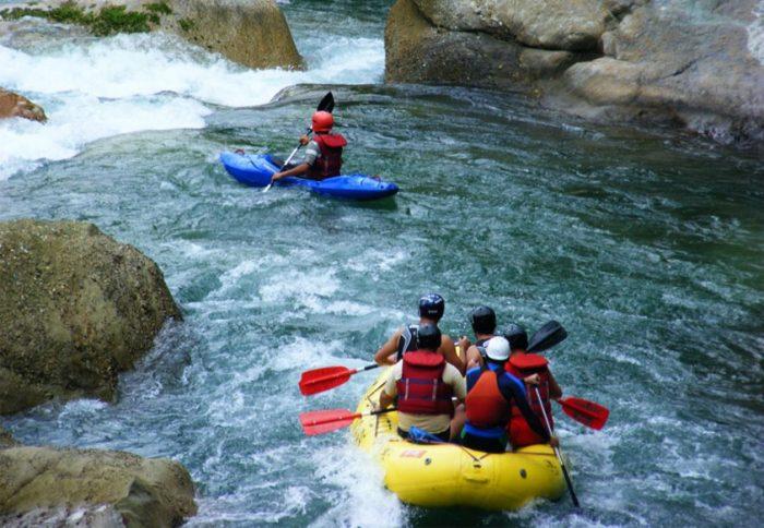 Rafting en Barinas