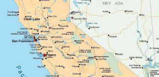 Terremoto de 7.6 grados sacude California