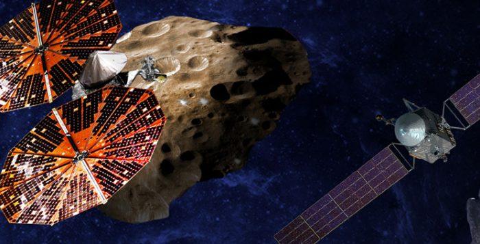 NASA lanzará una misión a Júpiter a partir 2020