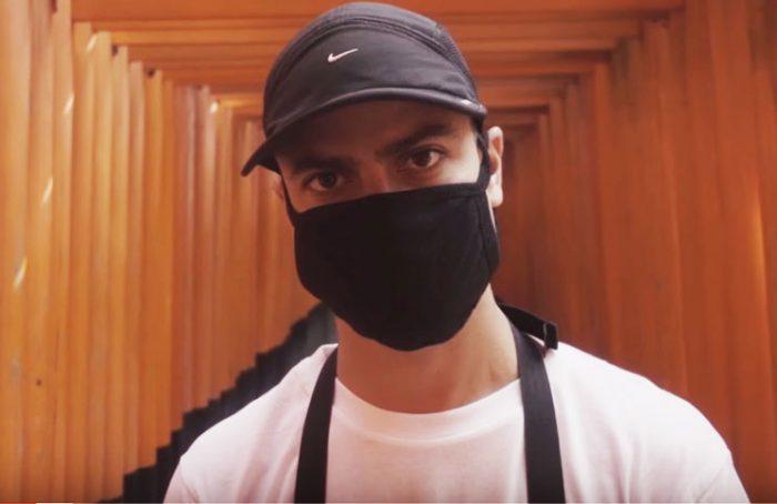 Rapero venezolano lanza vídeo grabado en Japón
