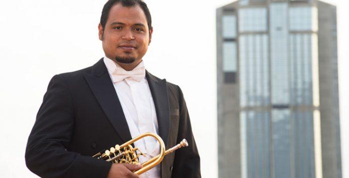 Tomás Medina debuta con la Filarmónica de Berlín