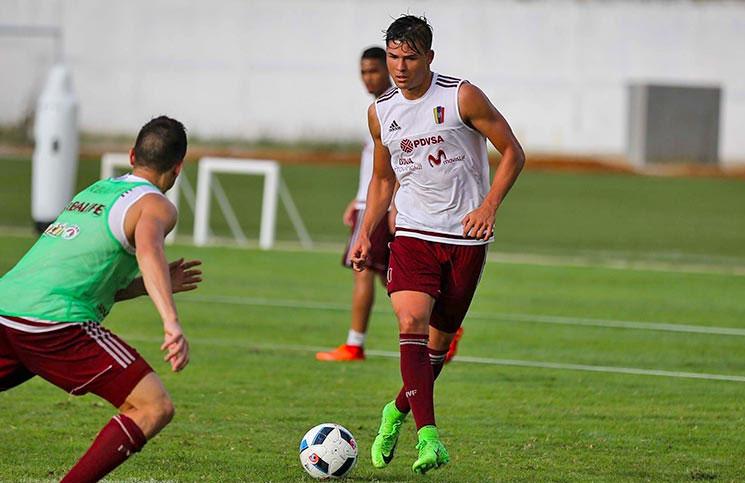 Paolo Guerrero: lo que le fastidió del empate 2-2 en Venezuela