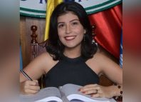 Kimberly Yánez es la primera venezolana aceptada por Erasmus Mundus