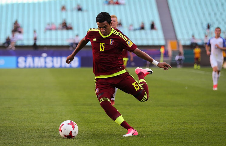 ¡Duelo latino! Uruguay-Venezuela en semifinales del Mundial