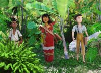 """Pequeños Héroes"" competirá en festival brasileño de animación"