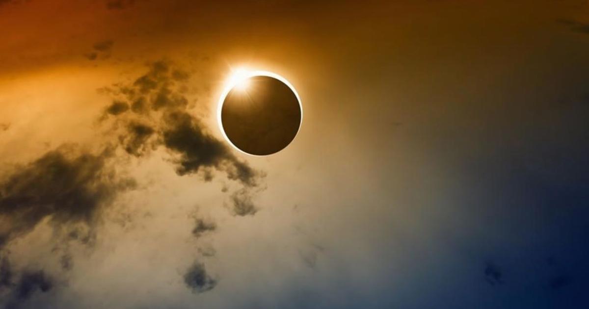 eclipse solar en Venezuela