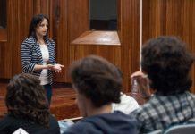 La venezolana Lorena Arraiz Rodríguez dirige La EstrategiCom