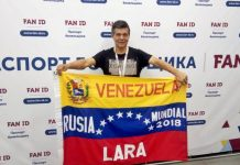 El aficionado con más mundiales de fútbol presenciados es venezolano