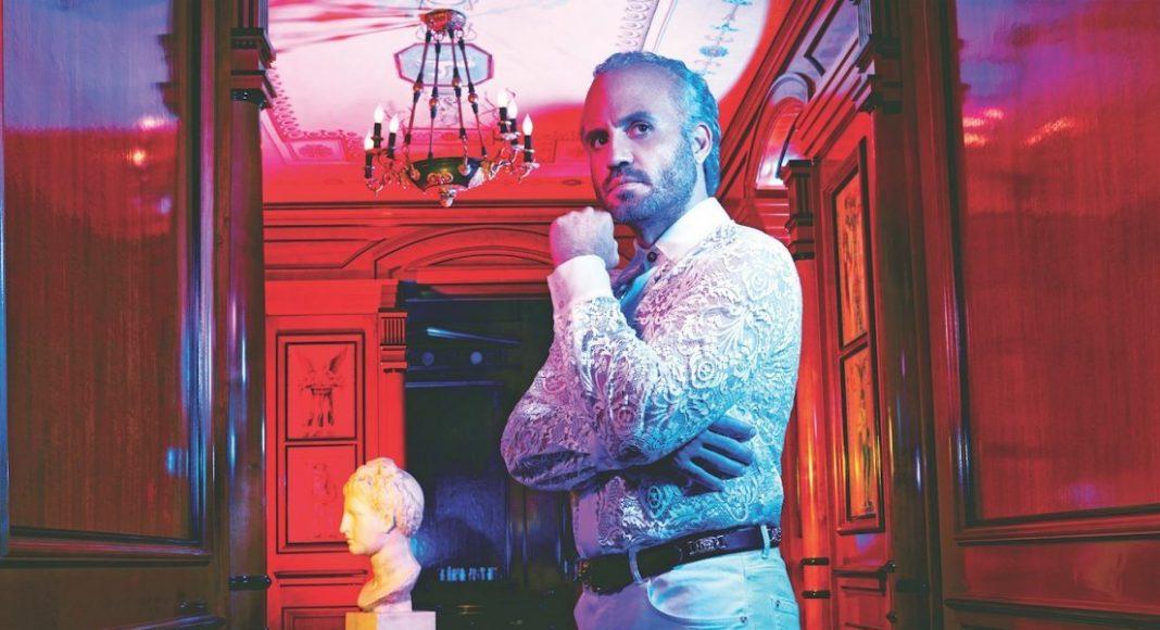 Edgar Ramírez fue nominado a los Premios Emmy