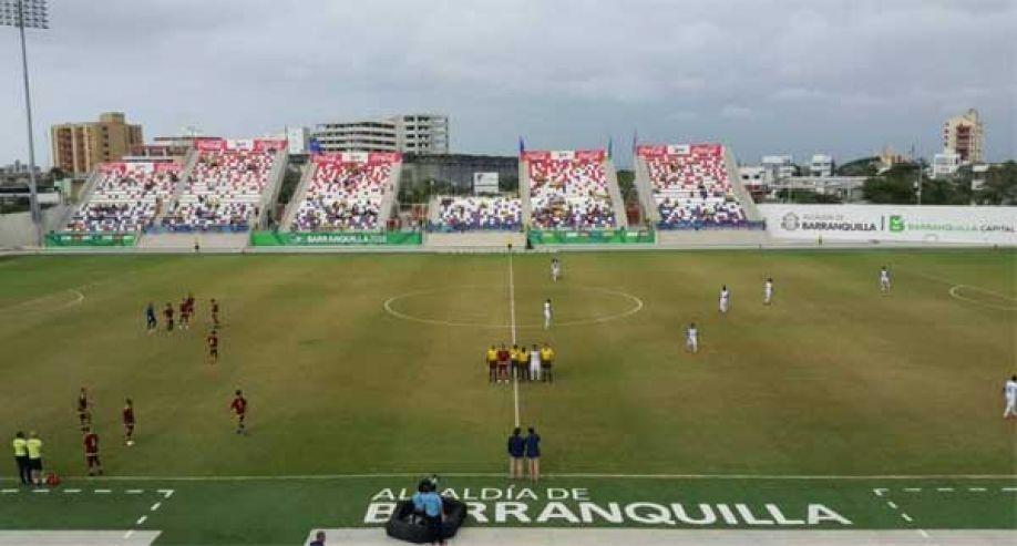 La Fuerza Vinotinto ganó el derecho a disputar el oro en Barranquilla