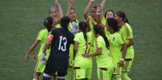 Vinotinto femenina avanza pese a caer ante Costa Rica