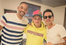 Oscarcito se reune con Will Smith y Marc Anthony tras componer Está Rico
