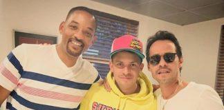 Oscarcito se reune con Will Smith y Marc Anthony tras componer Está Rico