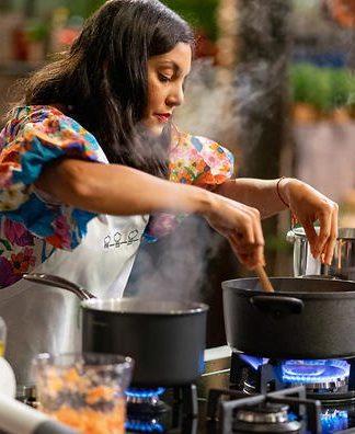 alejandra reader gana chef's line