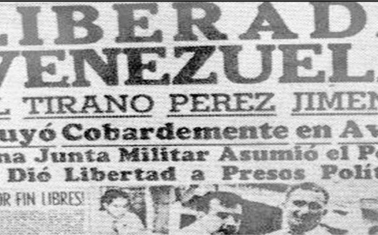 23 de enero de 1958