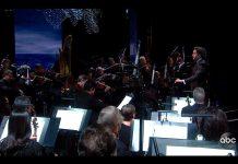 Gustavo Dudamel dirigió la orquesta en los Oscars 2019