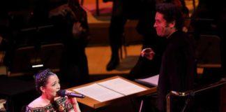 Gustavo Dudamel y Natalia Lafourcade conquistan Hollywood Bowl