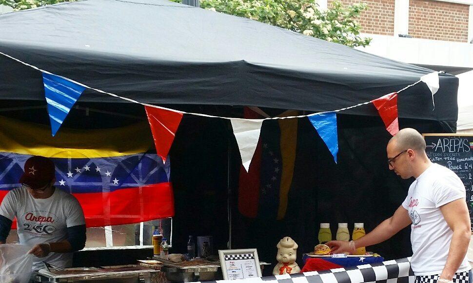 Arepa 2 Go: El boom de la arepa venezolana en Inglaterra