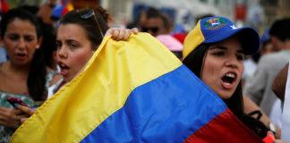 Venezolanas en Francia