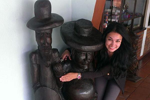 Novela Universidad Central en Bogotá