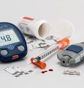 jornada gratuita de Pesquisa de Diabetes